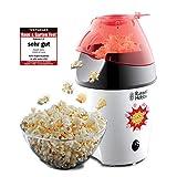 Russell Hobbs Popcornmaschine Fiesta (Heißluft Popcorn Maker, ohne Fett & Öl, inkl. Messlöffel),...